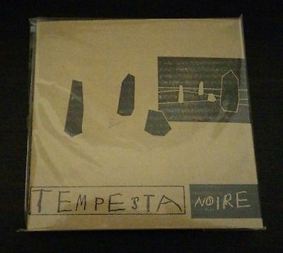 "TEMPESTA NOIRE - 1991-2001 BOX 3x7""+CD ltd.50 private dark neofolk Death In June"