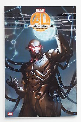 Age of Ultron Companion NEW Marvel Graphic Novel Comic Book