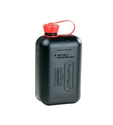 Fuel Canister Jerry Can Fuel Friend Big Black 2 Litre Motorcycle Car