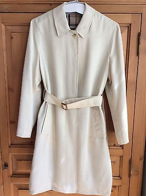 Genuine Vintage Burberry trench coat size 8/10