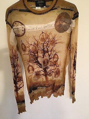 Gaultier Goth Family Tree Top