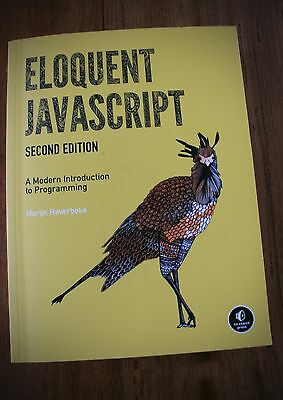 Eloquent JavaScript: A Modern Introduction to Programming by Marijn Haverbeke...