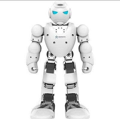 UbTech Alpha 1S Intelligent Programmable Humaniod Robot