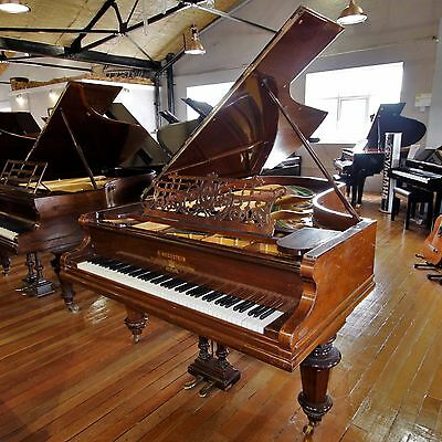 Bechstein Model IV Rosewood Grand Piano By Sherwood Phoenix