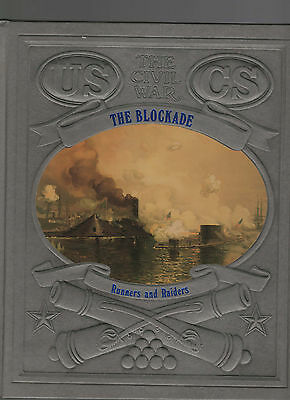 Time Life The Civil War Book The Blockade Runners And Raiders