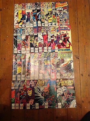 Avengers West Coast (Issues 19-62/various)