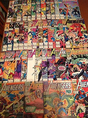 Avengers (Issues 274-331/various)