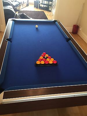 Pool Table Pub Style With Extras
