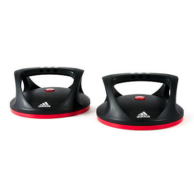 Swivel Push Up Bars adidas