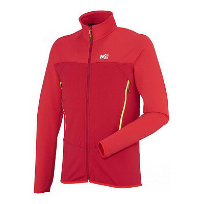 Polaire Millet Tecnostretch rouge