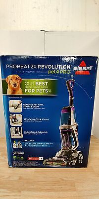Bissell ProHeat 2X Revolution Pet Pro Full-Size Carpet Cleaner (1986)
