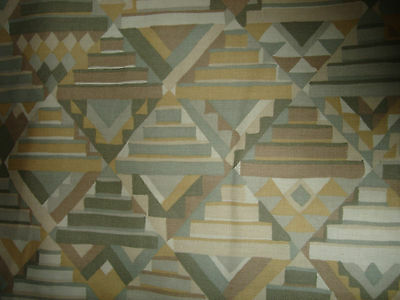 Vintage Collier Campbell 'Sakkara' furnishing fabric