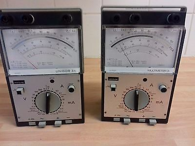 Venture Unigor 3N & Multimeter 3 Great Condition For Age Working