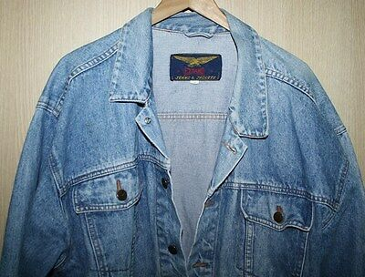 Men Jeans Jacket Size XL