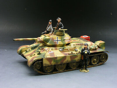 King and Country German T34 WS098