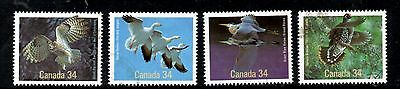 Canada 1986 Birds of Canada issue  - used off paper #