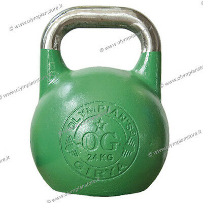 Kettlebell Competition Hollow 24kg  Russian Model