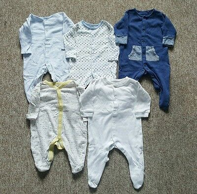 Sleepsuits 0-3 months