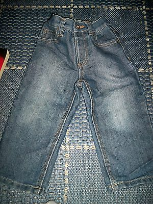 George Denim Trousers (size 18-24 months)