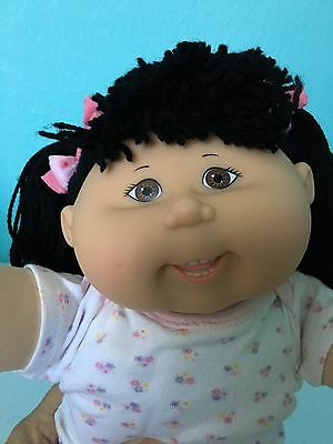 Cabbage Patch Kids Vintage PA-8 HM Asian Girl. Excellent Condition RETIRED