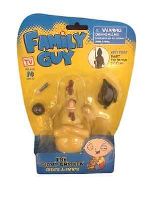 Family Guy Create A Figure The Giant Chicken With Part To Build Death
