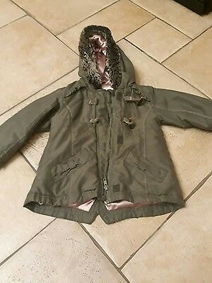 girls coat from George 18-24 months
