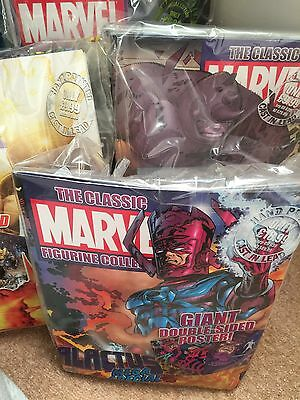 Classic Marvel Figurine Collection By Eaglemoss Bundle 109 Issues!