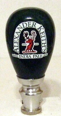 Alexander Keith's India Pale Ale Stubby Beer Tap Handle