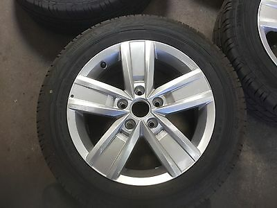 Vw transporter Alloy Wheels and Tyres