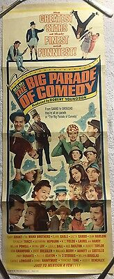 The Big Parade Of Comedy 1964 Movie Insert