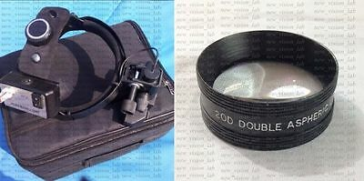 Wireless Indirect Opthalmoscope + Aspheric Lens 20D,Best quality