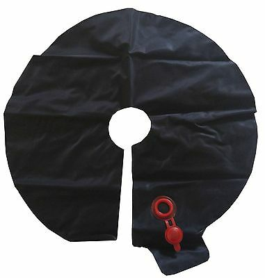 Round Tube Slow Drips Release Watering, Gator Bag for Trees irrigation