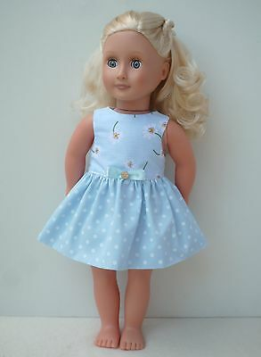Handmade Doll Party dress 18 dolls clothes to fit  Our Generation