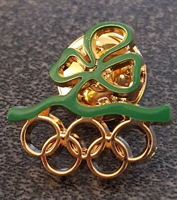 2016 Rio Brasil Olympic IRELAND UNDATED IRISH NOC  Pin