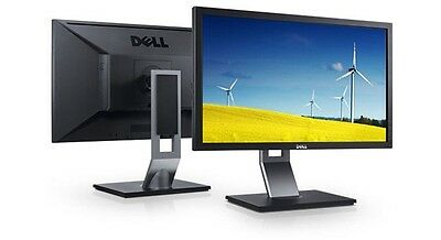 "Dell UltraSharp U2211H 22"" FULL HD IPS LCD Monitor DP/VGA/DVI/USB 1920x1080"