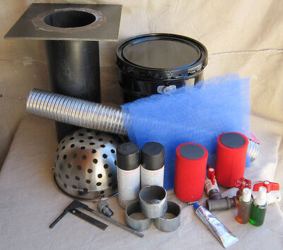 FEMA style Gasifier Kit, 5-15 HP SALE!! 10% OFF for a limited time