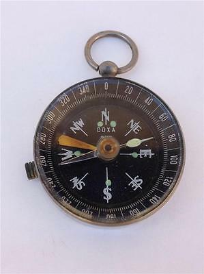 Vintage Doxa Lightweight Compass - Made in Japan