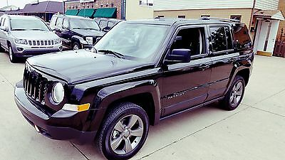 2016 Jeep Patriot Sport (with SE options) 6,848 Miles  Sport SE 2.0L Leather heated seats Alloy wheels bluetooth Like new