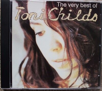 The Very Best Of Toni Childs cd