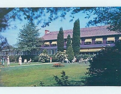 Pre-1980 THE LODGE MOTEL North East Maryland MD M5201