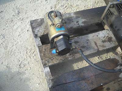 Emergency Electrical Auxiliary Power Unit # MK81505 from Terex TB110/100 Manlift