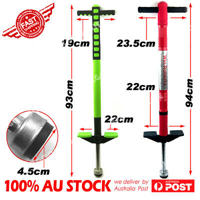 single Jackhammer Jump Stick healthy fun and exercise Pogo Stick for Children