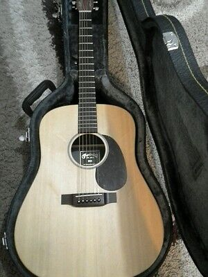 Martin DX1 - Made in USA with case
