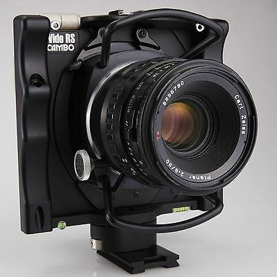 Cambo WDS WRS Lens board (fit hasselblad lens) phase one, leaf ,digital  back