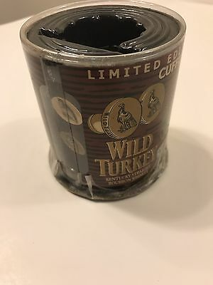 Wild Turkey Limited Edition Mens Cuff Links Whisky Alcohol Kentucky Bourbon