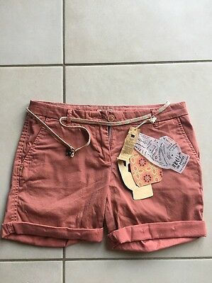 Short Coton Soctch And Soda  12 14 Ans  Val 70 € Neuf