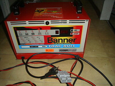 CHARGEUR BANNER 24V 40A MDA type camion