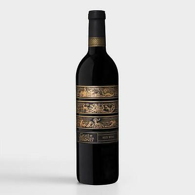 Game of Thrones Red Blend Wine Bottle (SOLD OUT)
