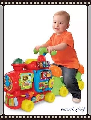 VTech Baby Push and Ride Alphabet Train