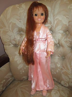 Vintage Ideal TalkyTalking Crissy Doll not working